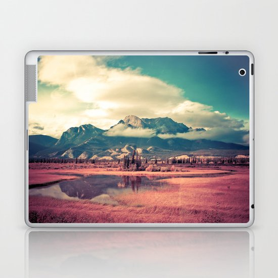 Breathing Space Laptop & iPad Skin