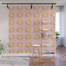 PANCAKES ALL OVER PRINT Wall Mural