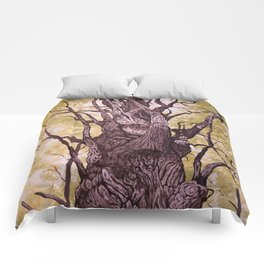 Gatineau Oak Comforters
