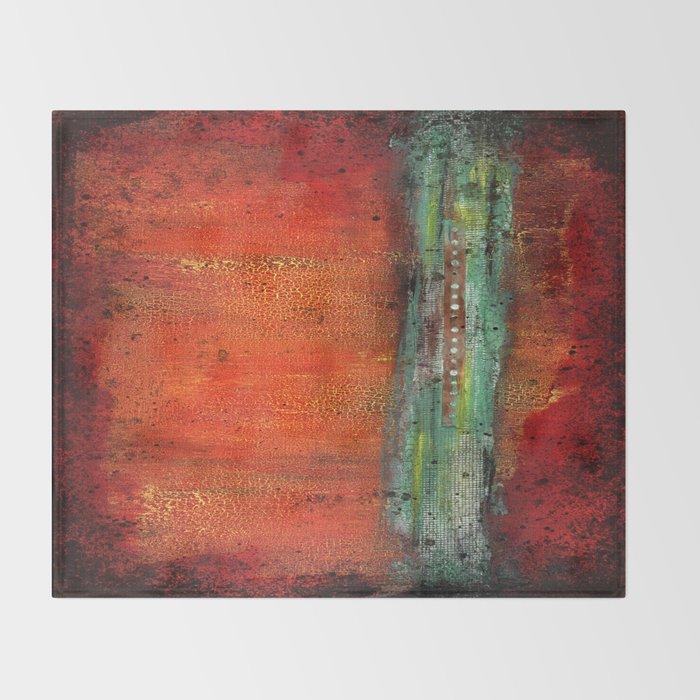 Copper Decke
