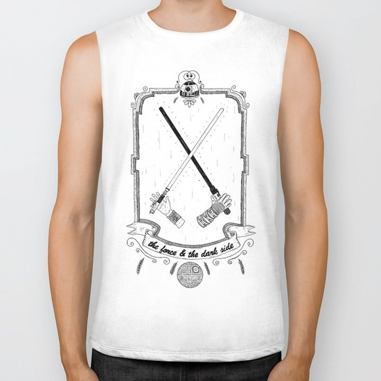 The Force! Biker Tank