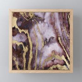 The Agate No. 018 Framed Mini Art Print