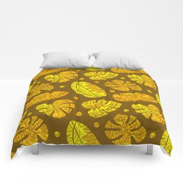 Bohemian Paradise on Safari Comforters
