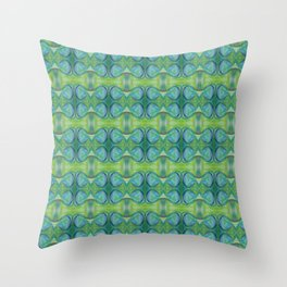 The Birth of Earth  Throw Pillow