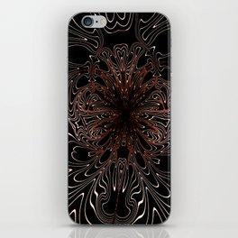 Dark Light iPhone Skin