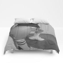 Dem Cheekz #1 Comforters