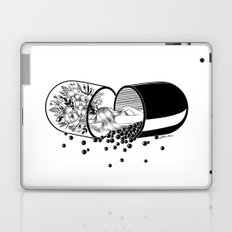 Sleep Forever Laptop & iPad Skin