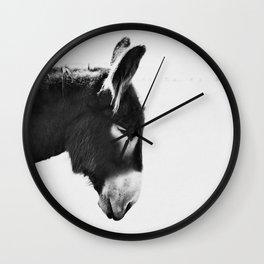 Everybody Loves Larry Wall Clock
