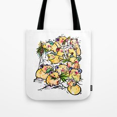 Pick Family Tote Bag