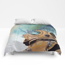 Deep Sea Diver #2 Comforters