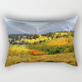 Colorado Landscape Rectangular Pillow