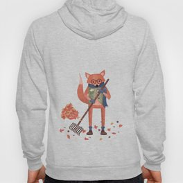 Ferdinand the Fall Fox Hoody