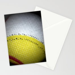 Yellow Planet Stationery Cards