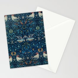 Birds by William Morris (1834-1896) Stationery Cards