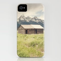 Summer in the Tetons Slim Case iPhone (4, 4s)
