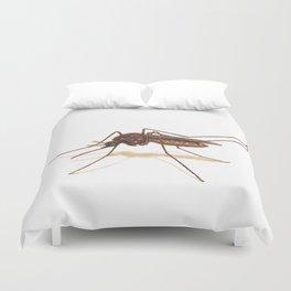 Mosquito by Lars Furtwaengler | Colored Pencil / Pastel Pencil | 2014 Duvet Cover