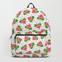 Watermelon Ice cream Backpack