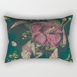 Symbiotic Relationship of Life Rectangular Pillow