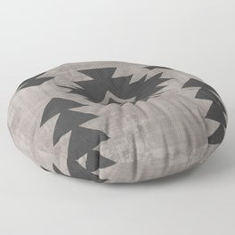 Aztec Tribal Floor Pillow