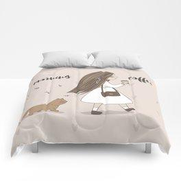 Morning Coffee Comforters
