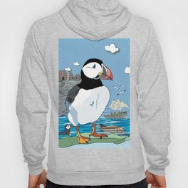 Puffins' Paradise Hoody