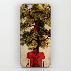 The Tree-man iPhone & iPod Skin