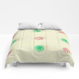 Christmas Candy Comforters