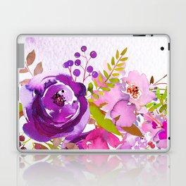 Flowers bouquet #46 Laptop & iPad Skin