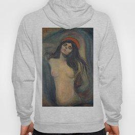"Edvard Munch ""Madonna"", 1894 Hoody"