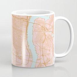 Philadelphia map Coffee Mug