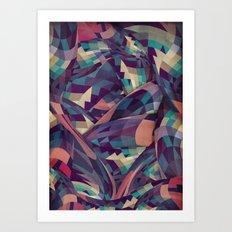 Marchin Art Print