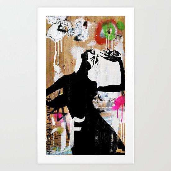 Hot NEW Decay Art Print
