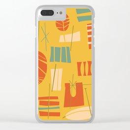 Nihoa Clear iPhone Case