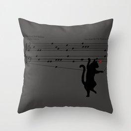 The Reddot Sonata Throw Pillow
