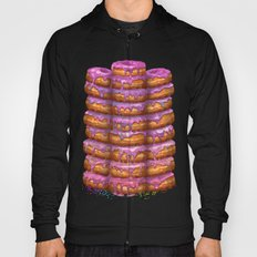 Donuts II 'Bon appetit Homer' Hoody