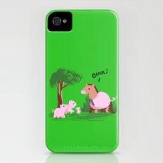 Pig? iPhone (4, 4s) Slim Case