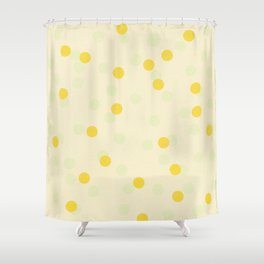 morning dress 2 Shower Curtain
