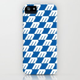 mmm iPhone Case