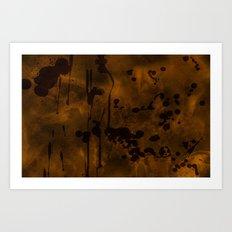Parchment Art Print