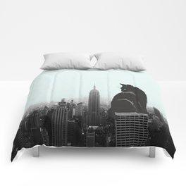 NYC Kitty Comforters