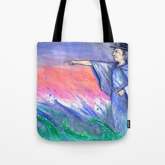 """""""Tempest"""" by Cap Blackard Tote Bag"""