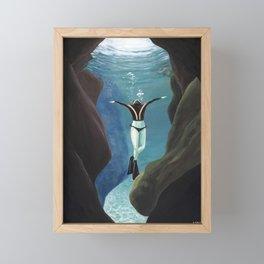 Elightenment Framed Mini Art Print