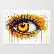 -Soul fire- Canvas Print