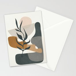 Abstract Decoration 02 Stationery Cards