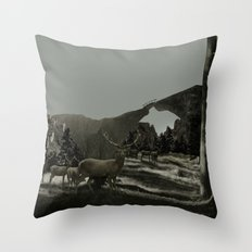 HYPE Throw Pillow
