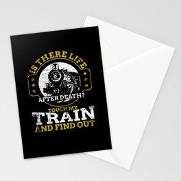 Railway Hobby Toys Stationery Cards