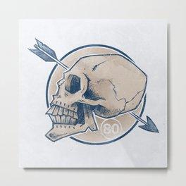 arrowHead Metal Print
