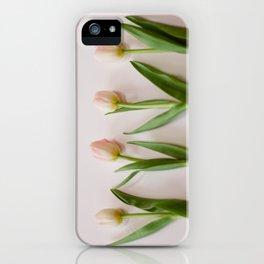 Four Tulips iPhone Case