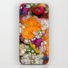 Many Colors iPhone & iPod Skin