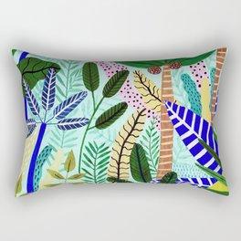 Jungle Vibes Rectangular Pillow